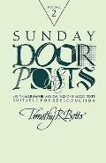 Sunday Doorposts