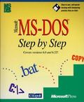 Microsoft MS-DOS Step by Step: Versions 6.0 and 6.2 - Catapult Inc. - Hardcover - REVISED