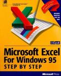 Microsoft Excel for Windows 95 Step by Step: Follow These Easy Steps to Master Microsoft Exc...