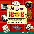 At Home with Microsoft Bob - Barbara Rowley - Paperback