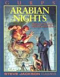 Gurps Arabian Nights Magic and Mystery in the Land of the Djinn