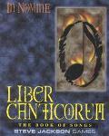 Liber Canticorum The Book of Songs