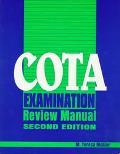 Cota Examination Review Manual
