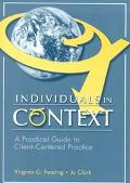 Individuals in Context A Practical Guide to Client-Centered Practice