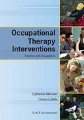 Physical Dysfunction in Occupational Therapy