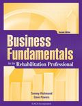 Business Fundamentals for the Rehabilitation Professional