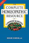Complete Homeopathic Resource for Common Illnesses