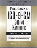 Faye Brown's Icd-9-Cm-Coding Handbook Without Answers: 2002