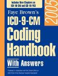Icd-9-cm Coding Handbook, with answers 2005