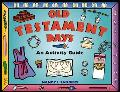 Old Testament Days An Activity Guide