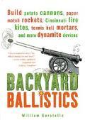 Backyard Ballistics Build Potato Cannons, Paper Match Rockets, Cincinnati Fire Kites, Tennis...