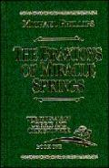 The Braxtons of Miracle Springs: The Journals of Corrie and Christopher - Michael Phillips -...