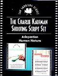 Charlie Kaufman Shooting Script Set