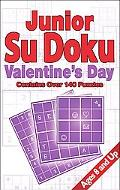 Junior Su Doku Valentine's Day