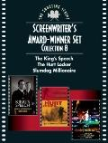 Screenwriter's Award-Winner Set, Collection 8 : The King's Speech, the Hurt Locker, Slumdog ...