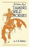 Modern Art of Taming Wild Horses