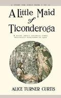 Little Maid of Ticonderoga