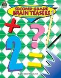 Second Grade Brain Teasers: Grade Two - Dona Herweck Rice - Paperback