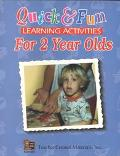 Quick & Fun Learning Activities for 2 Year Olds