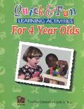 Quick & Fun Learning Activities for 4-Year-Olds