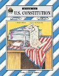 U. S. Constitution A Thematic Unit