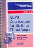 Aeps Curriculum for Birth to 3 Years