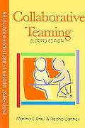 Collaborative Teaming Teachers' Guides To Inclusive Practices