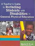 Teacher's Guide to Including Students with Disabilities in General Physical Education