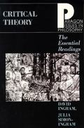 Critical Theory The Essential Readings