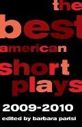 Best American Short Plays, 2009-2010