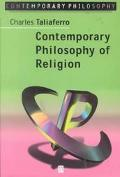 Contemporary Philosophy of Religion An Introduction