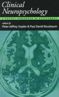 Clinical Neuropsychology A Pocket Handbook for Assessment