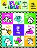 Play and Learn with Your Three Year Old (Play and Learn (Evan-Moor))