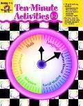 Ten-minute Activities 1-3.