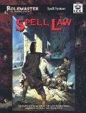 Spell Law (Rolemaster #5522)