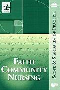 Faith And Community Nursing Scope And Standards of Practice