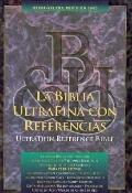 LA Biblia Ultrafina Con Referencias/Ultrathin Reference Bible (Spanish Edition)