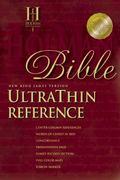 Nkjv Ultra Thin Reference Bible