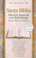 Santa Biblia Edicion Especial Con Referencias  Reina-Valera Revision 1960  Piel Fabricada, N...