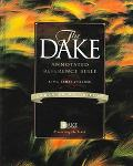 Large Print (10 point type) Dake Annotated Reference Bible: King James Version (KJV), thumb-...