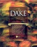 KJV Dake New Compact Bible