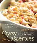 Crazy for Casseroles 275 All-American Hot-Dish Classics