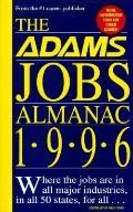 Adams Jobs Almanac 1998