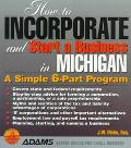 How to Incorporate and Start a Business in Michigan