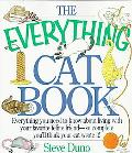 Everything Cat Book Everything You Need to Know About Living With Your Favorite Feline Frien...