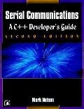 Serial Communications: A C++ Developer's Guide