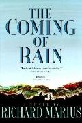 The Coming of Rain - Richard Marius - Paperback - First Paperback Edition