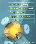 Devel.time-oriented Database Appl.-w/cd