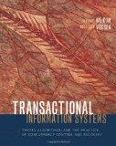 Transactional Information Systems: Theory, Algorithms, and the Practice of Concurrency Contr...