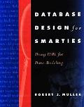Database Design for Smarties Using Uml for Data Modeling